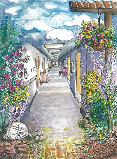 Blog Stenzel flower card