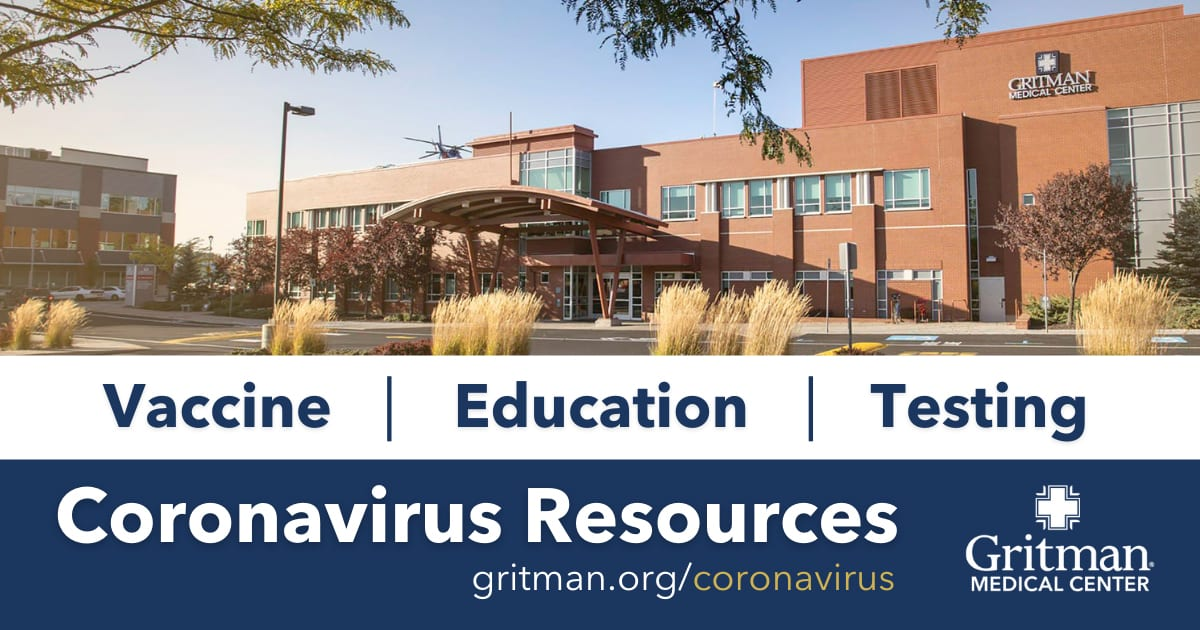 Gritman coronavirus page feature image