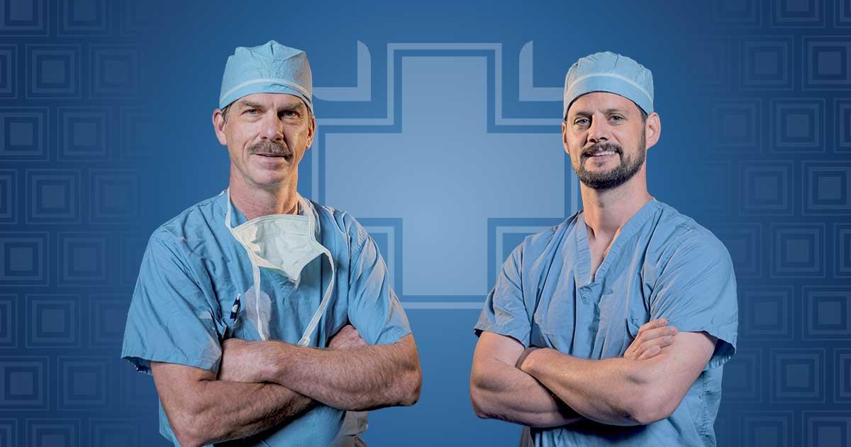 Gritman general surgeons