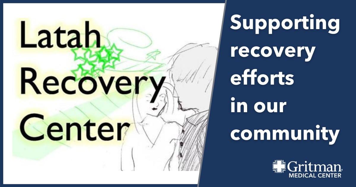 Latah Recovery Center logo