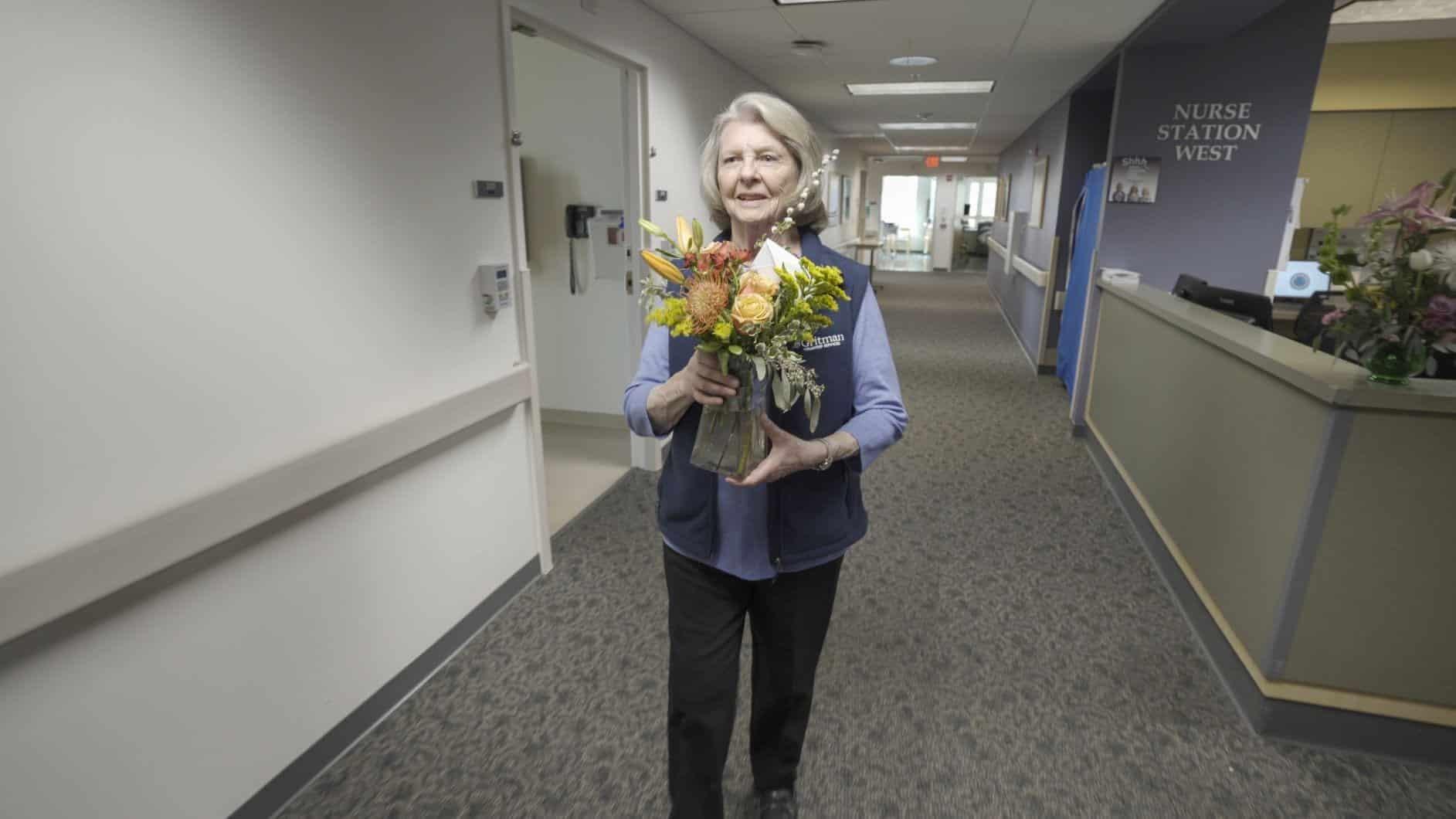 Nancy Lyle Gritman volunteer