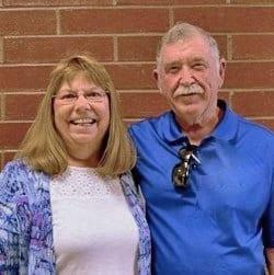 Sheryl and Buddy Carter