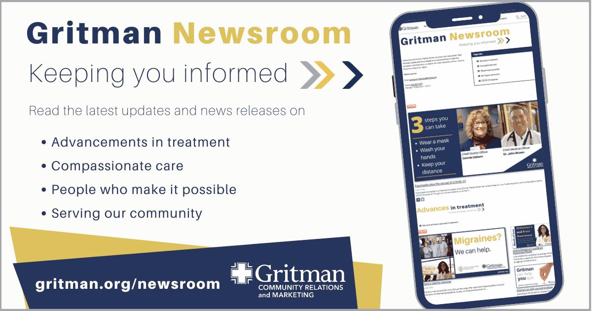 newsroom promo graphic