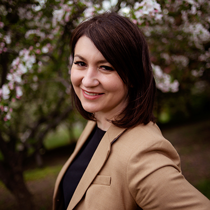 Gretta Jarolimek Chief Clinics Officer